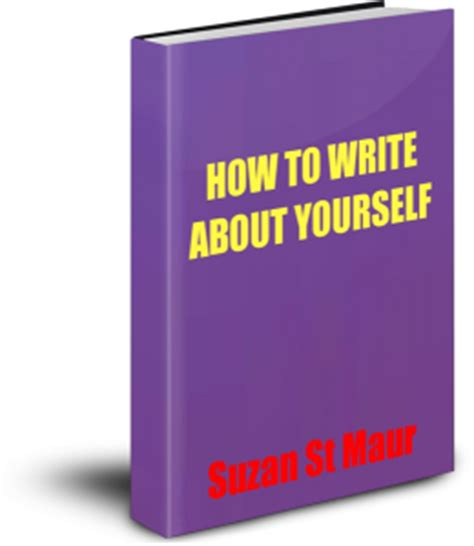 How to write a brief essay about yourself
